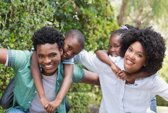 Armada Insurance Services - Happy Family